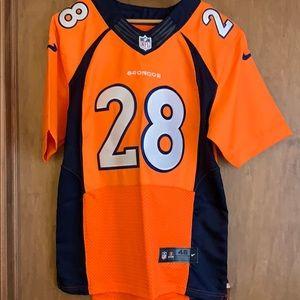 Jamal Charles Broncos Jersey size XL